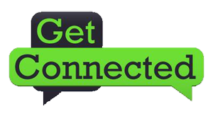 Graphic of Get Connected website.