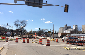 Photo of Hwy 61 in Red Wing.