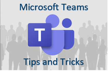 Decorative element: Microsoft teams logo